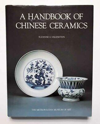 CHINESE CERAMICS History Style REFERENCE BOOK 335 Illus. Rev Ed 1989 Valenstein