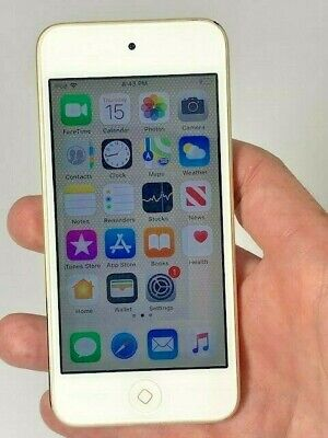 Apple iPod MKH02LL/A touch 6th Generation Gold (16GB)