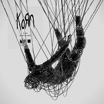 KORN - The Nothing - Signed Autographed CD - UK Exclusive + proof