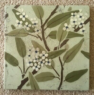 Arts & crafts tile ( JOSIAH  WEDGEWOOD )