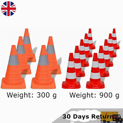 Traffic Cones Parking Safety Road Reflective High-visibility Parking lots 10x/5x
