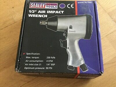 "Sealey Power Tool 1/2""  Air Impact Wrench SA2- new-  in box"