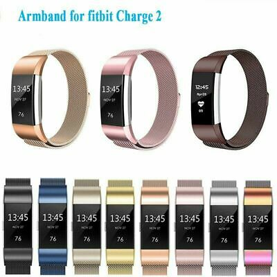 Replacement Watch Strap Wristbands for the Fitbit Charge 2 stainless steel wire