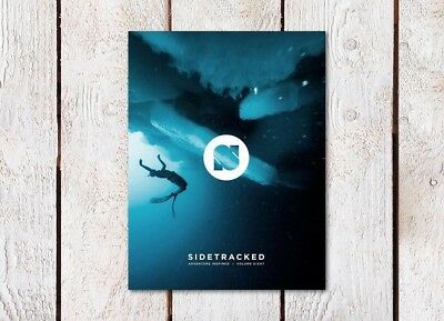 Sidetracked Magazine Volume 8 - Brand New - Free UK Delivery!