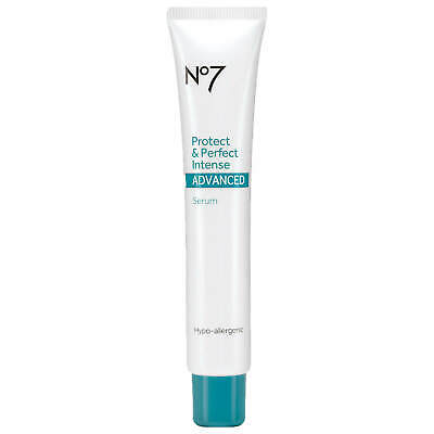 No7 Protect & and  Perfect Intense Advanced Serum - 30ml Unboxed