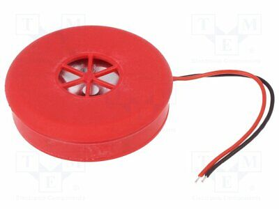 Sound transducer: piezo alarm; 24VDC; Sound level: 100dB [1 pcs]