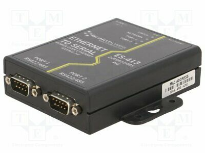 Industrial module: serial device server; Number of ports: 3 [1 pcs]