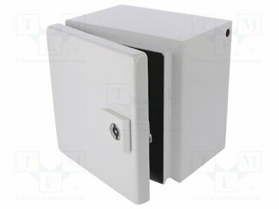 Enclosure: wall mounting; X: 150mm; Y: 150mm; Z: 120mm; E-BOX EB [1 pcs]