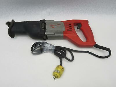 Milwaukee 6519-30 120 Volt 60Hz Corded Sawzall Reciprocating Saw 1-1/8 in.