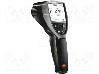 Infrared thermometer; with a backlit; -10÷1500°C; ?: 0,1÷1 [1 pcs]