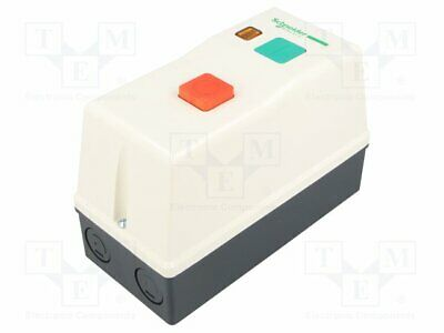 Module: motor starter; 1.5kW; 415VAC; for wall mounting; 2.6÷3.7A [1 pcs]