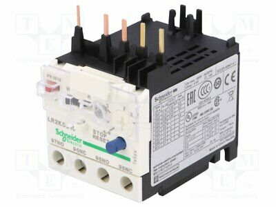 Thermal relay; Series: TeSys K; Auxiliary contacts: NO + NC [1 pcs]