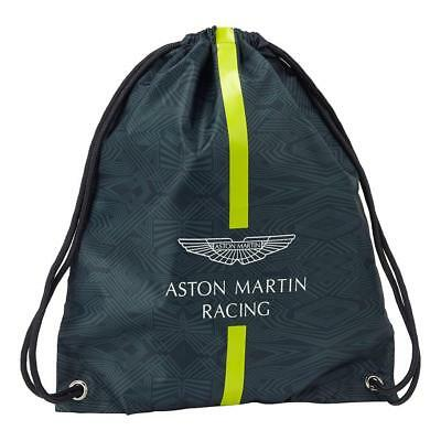 Aston Martin Racing Team Pull Bag | New | Official Merchandise