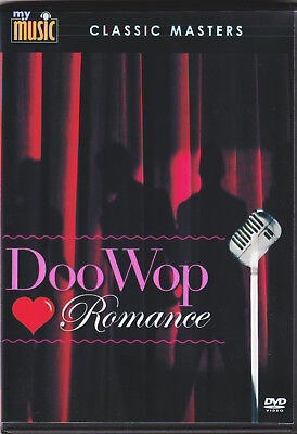 My Music: Doo Wop Romance 3 DVD Set 138 Live Performances! New, Hard To Find!