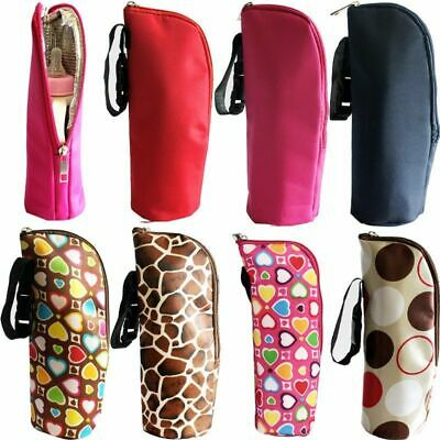 Baby Bottles Thermal Bag Milk Warmer Bottle Heat Reflector Portable Thermos