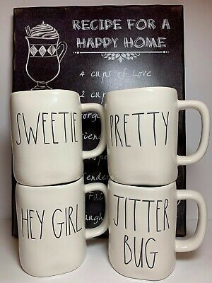 Rae Dunn MUGS *YOU CHOOSE* LL Farmhouse NEW 18/19 HTF~BUY MORE SAVE MORE