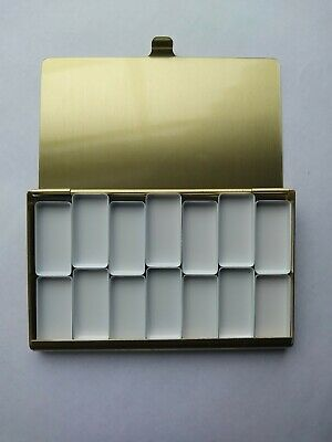 Tirra Lyra Palette With 14 Pans | for watercolour paint
