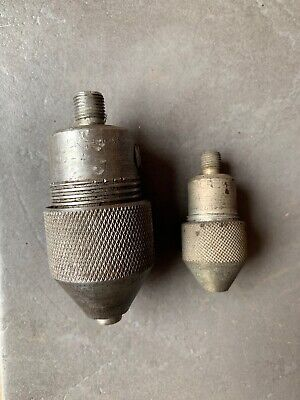 "2 Dacre Drill Chucks 1/2-4"" And 1/4-2"""