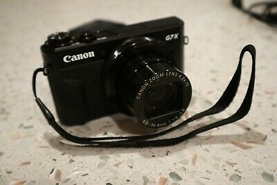 Canon PowerShot G7 X G7x Mark II Digital Camera - MINT