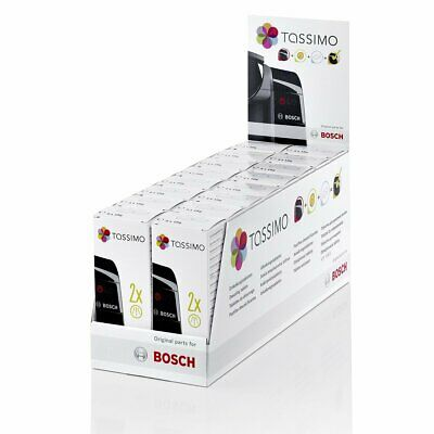16 x GENUINE BOSCH Coffee Maker Tassimo Descaling Tablets