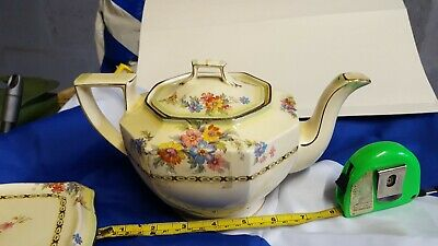 Ultra Rare Vintage Royal Winton  Teapot,Lovely Design/Motive,Atholl