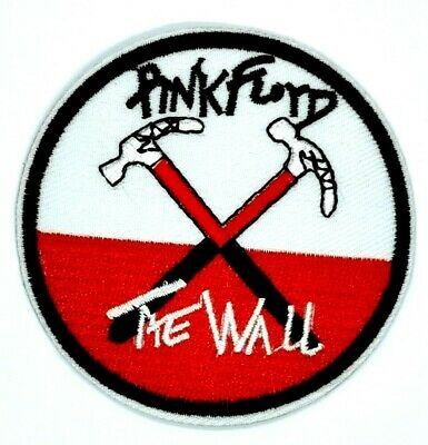 PINK FLOYD The Wall Hammers embroidery Patch Sew On Iron 1741