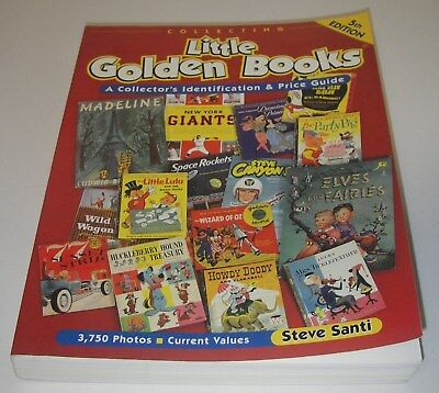Collecting Little Golden Books  Collector's Identification & Price Guide Santi