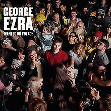 Wanted on Voyage by George Ezra | CD | condition acceptable