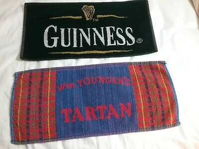 Bar towels pre owned