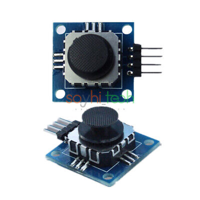 New Durable 3V-5V PSP 2 Axis Joystick Analog Thumb GAME Module For arduino PSP