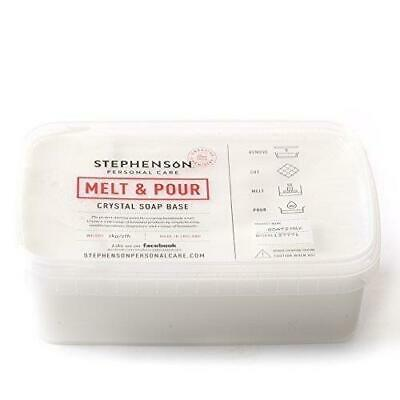 Melt And Pour Soap Base Goat's Milk - 2Kg