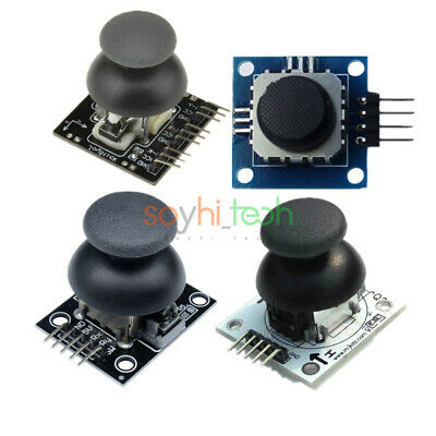 5 / 9Pin JoyStick Breakout Sensor Shield PS2 Joysticks Module Game Controller