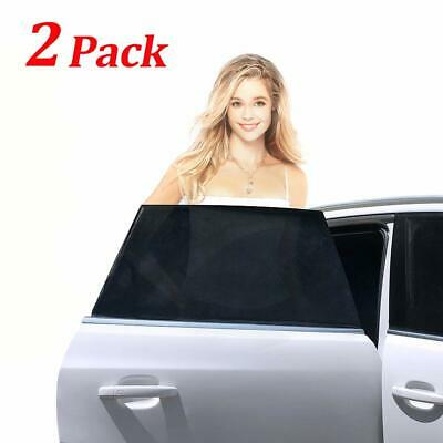 Amdrfo 2 Pack Car Window Shade, Protects Your Baby from T 2 Pack for Back Window