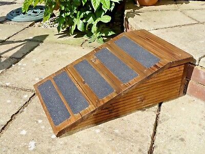 19cm High Outdoor/Patio Pet Ramp