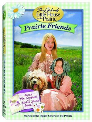 The Girls of Little House on the Prairie: Prairie Friends [Import]