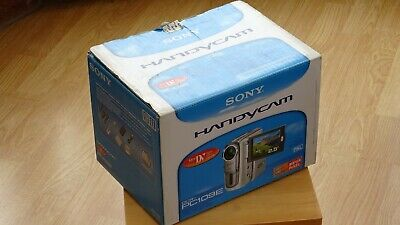 Sony DCR-PC109E MiniDV Tape Camcorder - Boxed