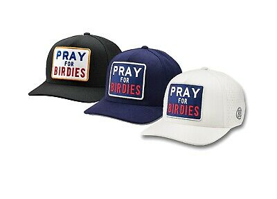 G/FORE Pray For Birdies Hat Adjustable Snapback Cap 2019 - Pick Color