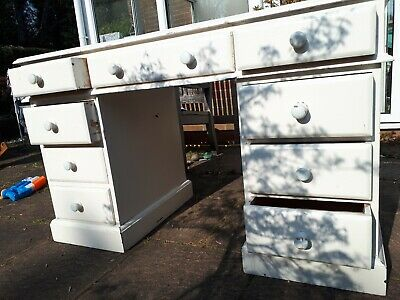 Desk/dressing table with drawers. Cash on Collection please.