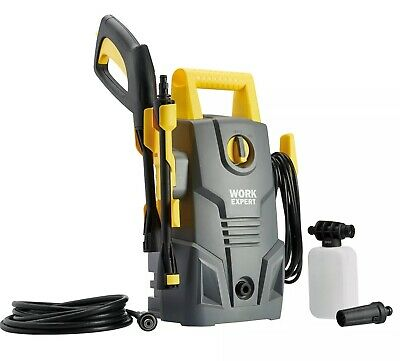 Work Expert Pressure Washer High Jet 1600W Electric Power Patio Car Cleaner NEW