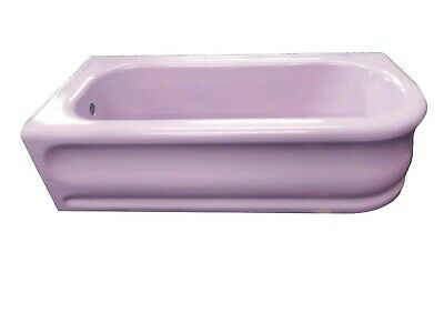Vintage Orchid de Vincennes Bathroom Suite by Standard: Tub, Toilet, Sink