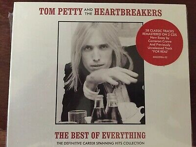 Tom Petty and the Heartbreakers- The Best of Everything 1976-2016 CD Digipak