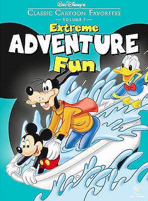 Classic Cartoon Favorites, Vol. 7 - Extreme Adventure Fun DISNEY