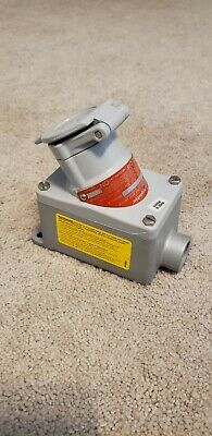 *** Appleton Efs1752023 Explosion Proof 20A Receptacle Assembly ***