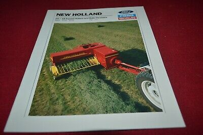 New Holland 565 570 575 Baler Dealer's Brochure AMIL15