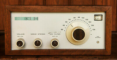 KLH Model Eighteen FM Multiplex Stereo Tuner, Working Condition HiFi Component