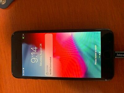 iPhone 8 - 64GB - Space Gray (Verizon) A1863 (CDMA + GSM) Ready for use !