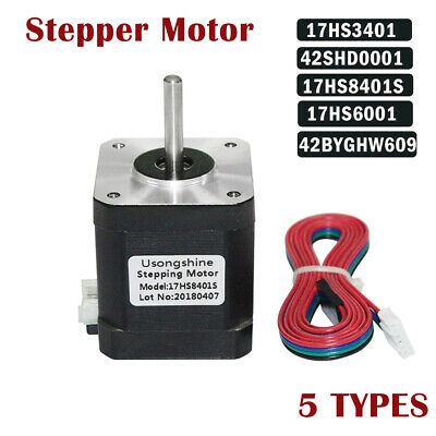 Stepper Motor With 4-lead Cable 17HS3401,42SHD0001,17HS8401S,17HS6001,42BYGHW609