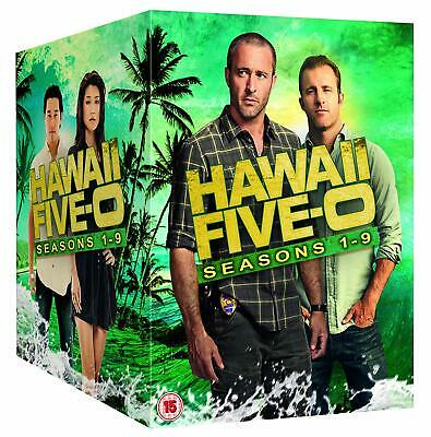 """Hawaii Five-O Complete Season 1-9 Collection Dvd Box Set 54 Disc R4 """"New&Sealed"""""""