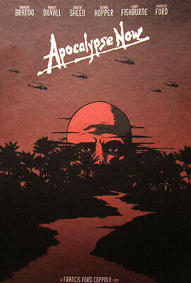apocalypse now film movie Art Print Framed  Canvas retro painting not poster