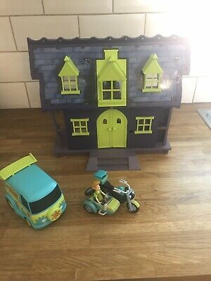 Scooby Doo Haunted Mystery Mansion Set